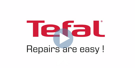 Repairs are easy : See the Video