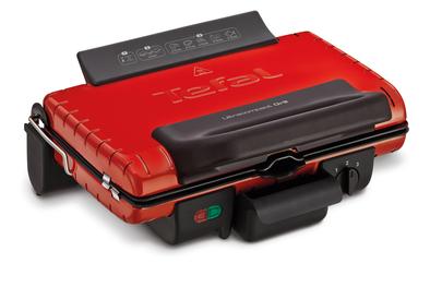 تيفال، شواية، للطبخ والشواء، 1700 واط، احمر