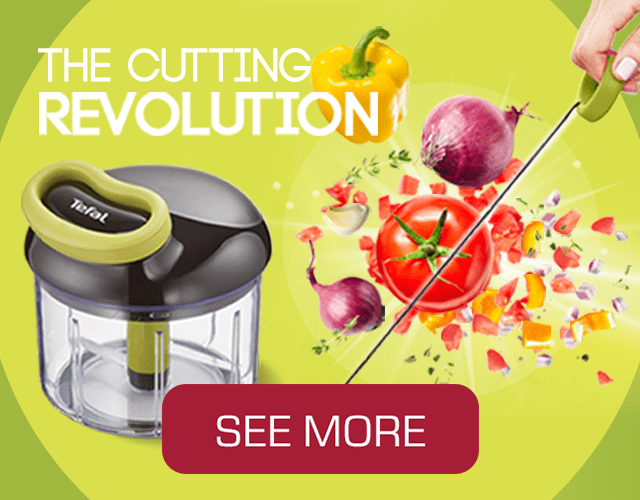 Tefal cookware, electrical appliances & irons website