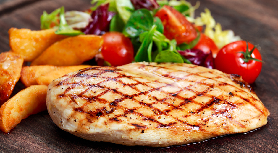 Boneless Skinless Chicken Breast Nutrition Facts